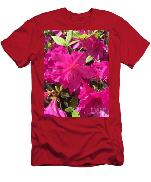 Southern Pink Men's T-Shirt (Athletic Fit)