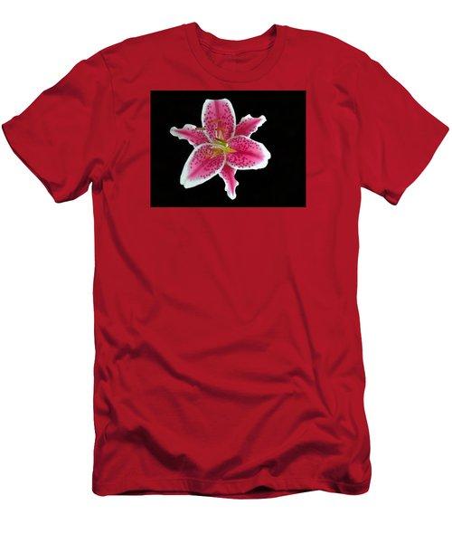 Speckles Men's T-Shirt (Athletic Fit)