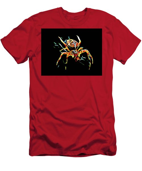 Wolf Spider Men's T-Shirt (Athletic Fit)