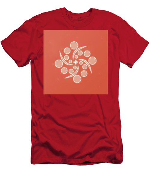 Spiral Of Life Men's T-Shirt (Athletic Fit)