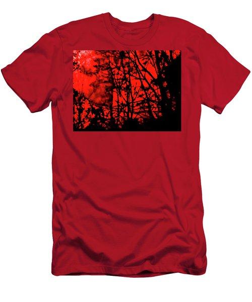 Spirit Of The Mist Men's T-Shirt (Athletic Fit)