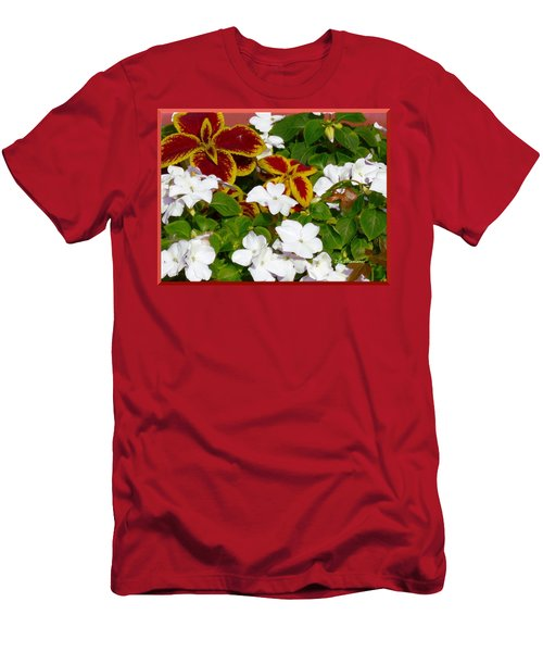 Spring Annuals Men's T-Shirt (Athletic Fit)