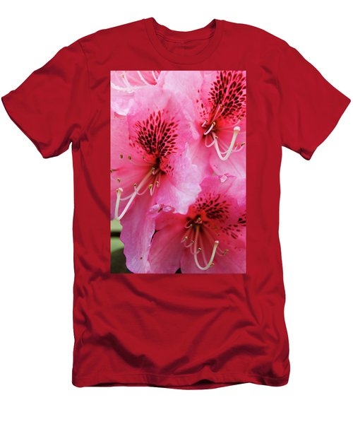 Springtime Azalea Men's T-Shirt (Athletic Fit)