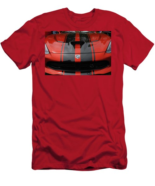 Men's T-Shirt (Athletic Fit) featuring the photograph Sssss by John Schneider