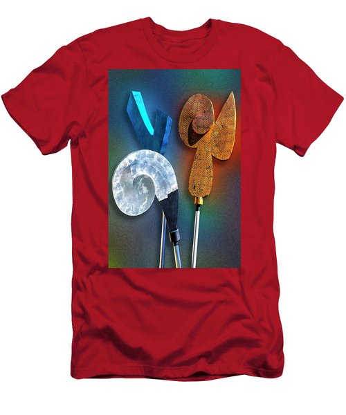 Staff Meeting Men's T-Shirt (Slim Fit) by Paul Wear