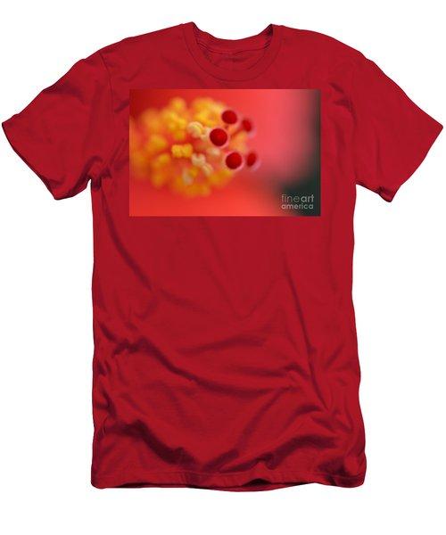 Stamen Men's T-Shirt (Slim Fit) by Renie Rutten