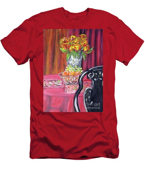 Still Life. Welcome Men's T-Shirt (Athletic Fit)