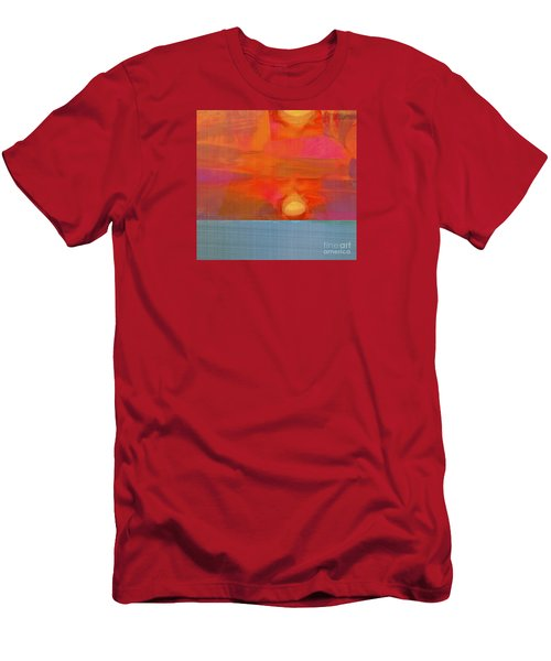 Sun Basket Men's T-Shirt (Athletic Fit)