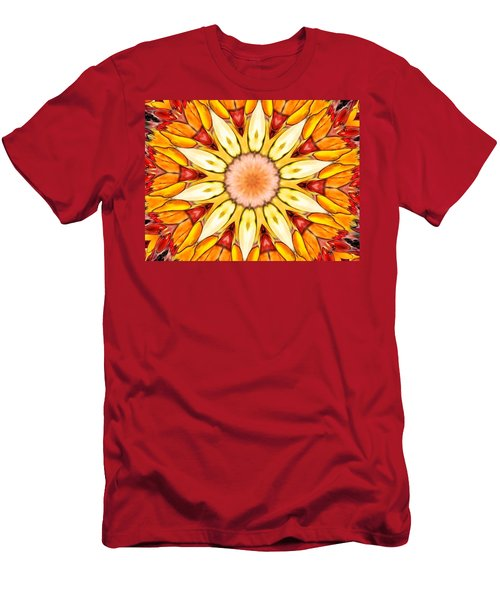 Sunbloom Men's T-Shirt (Athletic Fit)