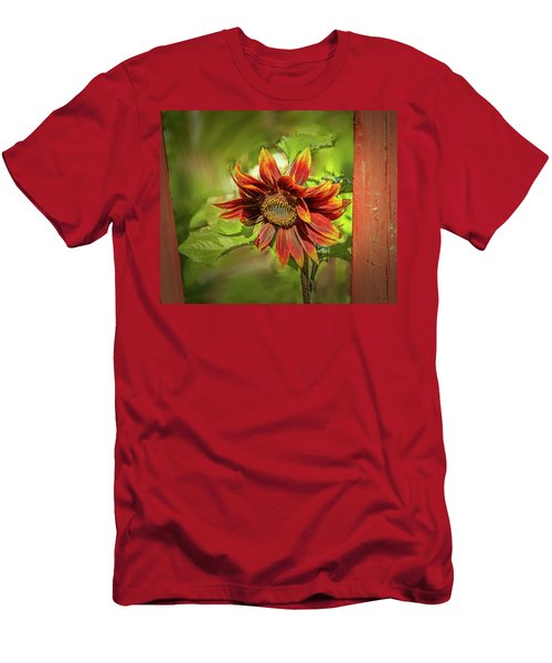 Sunflower #g5 Men's T-Shirt (Athletic Fit)