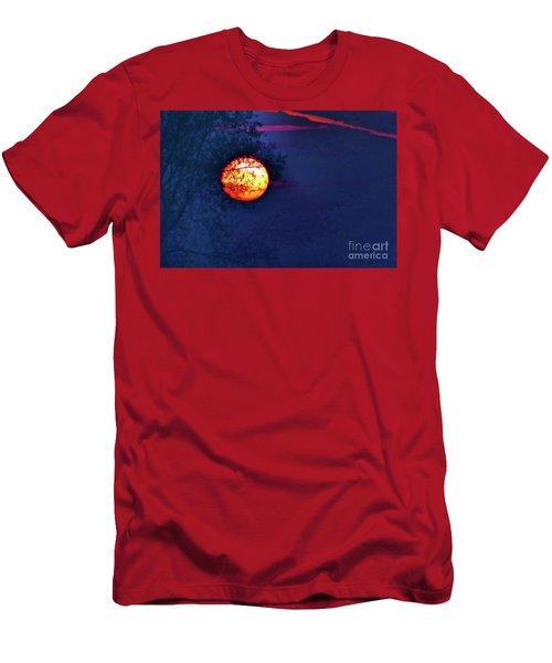 Sunrise Paint Men's T-Shirt (Athletic Fit)
