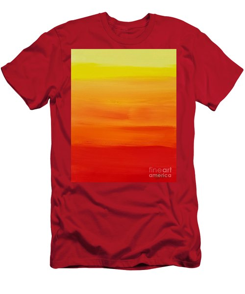 Sunshine Men's T-Shirt (Slim Fit) by Sean Brushingham