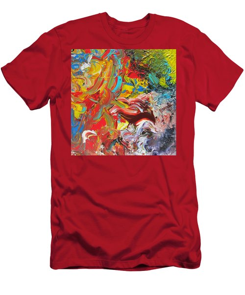 Surprise Men's T-Shirt (Slim Fit) by Ralph White