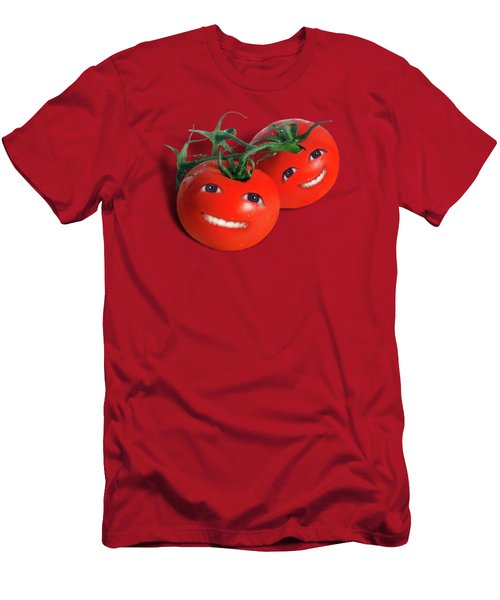 Sweet Tomatoes Men's T-Shirt (Athletic Fit)