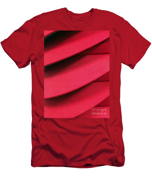 Swooshes And Shadows Men's T-Shirt (Athletic Fit)