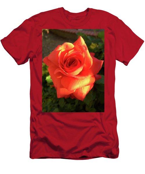Tangerine Dream Men's T-Shirt (Athletic Fit)