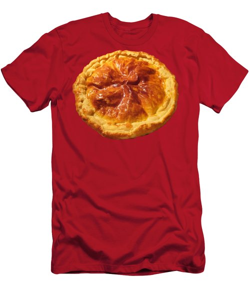 Men's T-Shirt (Slim Fit) featuring the photograph Tourte by Marc Philippe Joly