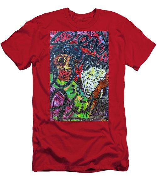 The 3 R's Men's T-Shirt (Athletic Fit)
