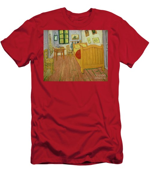 The Bedroom Men's T-Shirt (Athletic Fit)