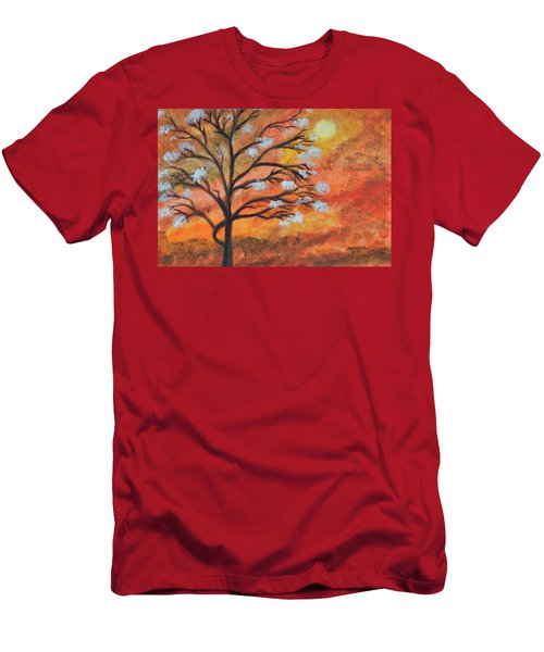 The Blossom Men's T-Shirt (Athletic Fit)