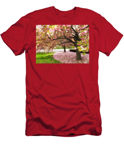 The Cherry Tree Men's T-Shirt (Athletic Fit)