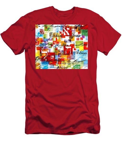 The Creator Men's T-Shirt (Athletic Fit)