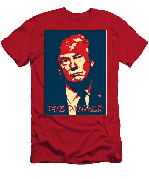 The Donald Men's T-Shirt (Athletic Fit)