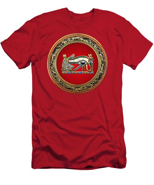 The Eye Of Horus Men's T-Shirt (Athletic Fit)