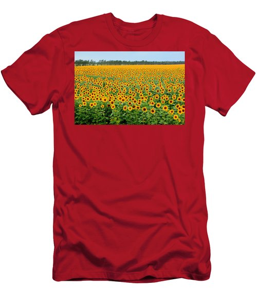 The Field Of Suns Men's T-Shirt (Athletic Fit)
