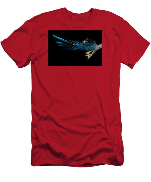 The Fine Art Of Preening Men's T-Shirt (Athletic Fit)