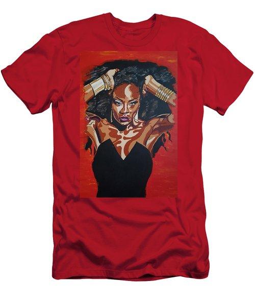 The Fire Men's T-Shirt (Athletic Fit)