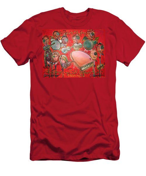 The Fray And The Flobots Men's T-Shirt (Athletic Fit)