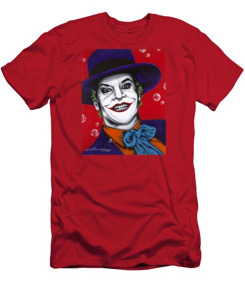 The Joker Men's T-Shirt (Athletic Fit)