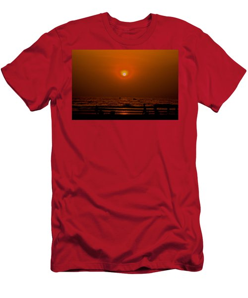 The Last Rays Men's T-Shirt (Athletic Fit)