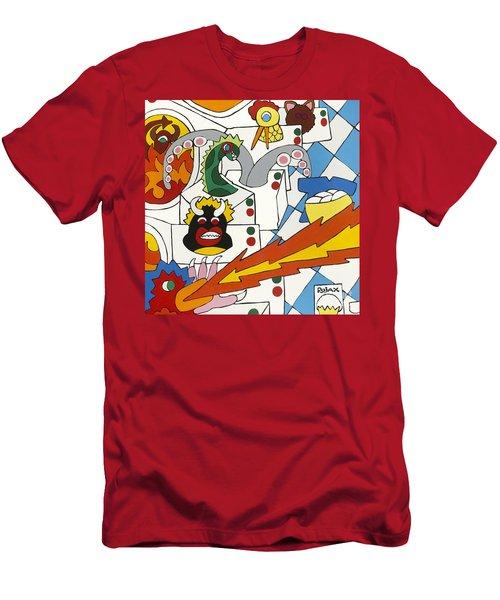 The Laundry Mat Men's T-Shirt (Athletic Fit)