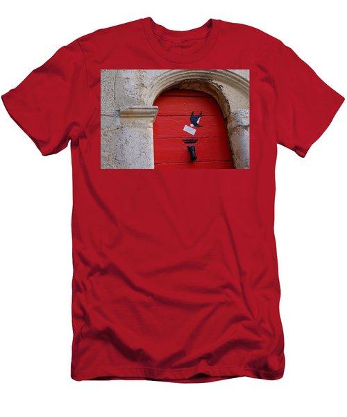 The Letterbox Men's T-Shirt (Athletic Fit)