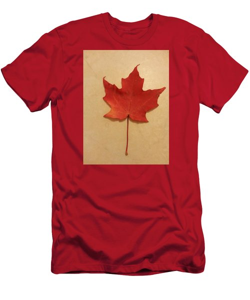 The Maple Leaf Forever Men's T-Shirt (Athletic Fit)
