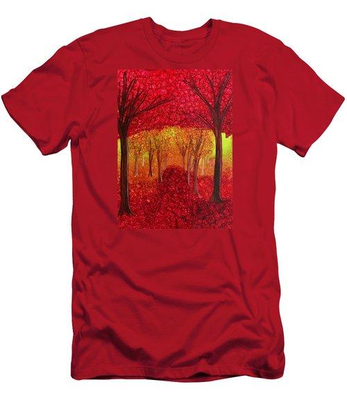 The Missing Colours Men's T-Shirt (Athletic Fit)