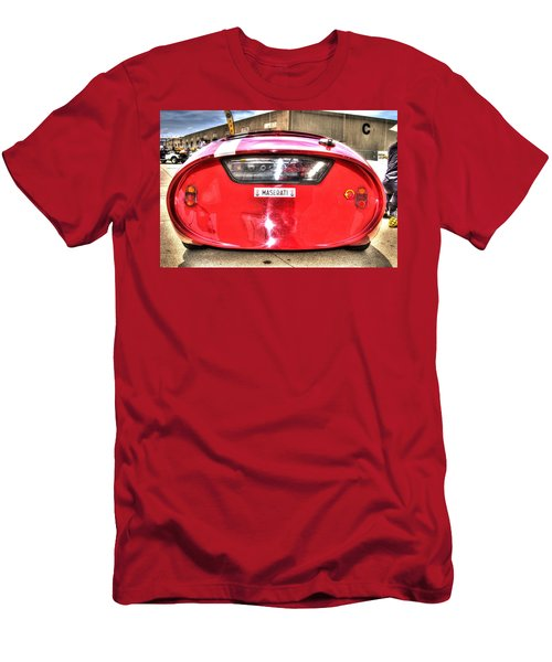 The Oil Drum Men's T-Shirt (Slim Fit) by Josh Williams