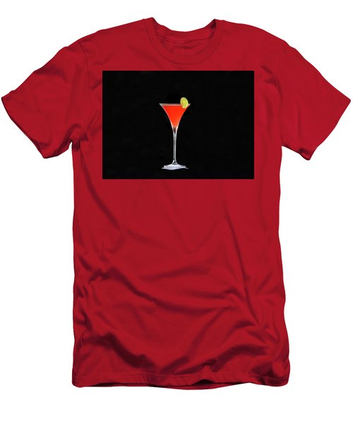 Men's T-Shirt (Slim Fit) featuring the photograph The Perfect Drink by David Lee Thompson
