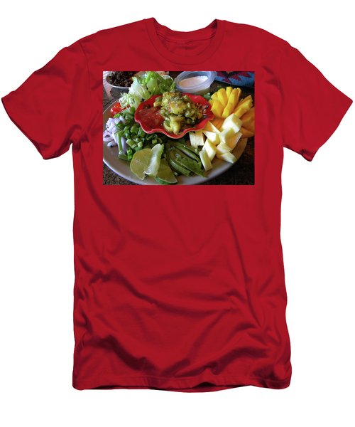 The Perfect Taco  Men's T-Shirt (Athletic Fit)