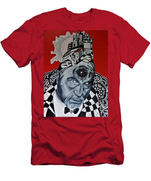 The Seer Men's T-Shirt (Slim Fit) by Yelena Tylkina