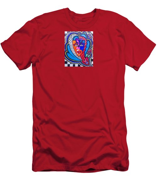 The Serpent Within Men's T-Shirt (Athletic Fit)