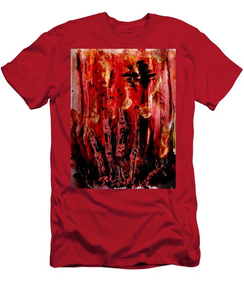 The Seven Deadly Sins - Wrath Men's T-Shirt (Athletic Fit)