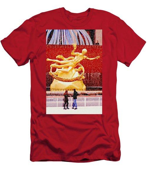 The Skate Men's T-Shirt (Athletic Fit)