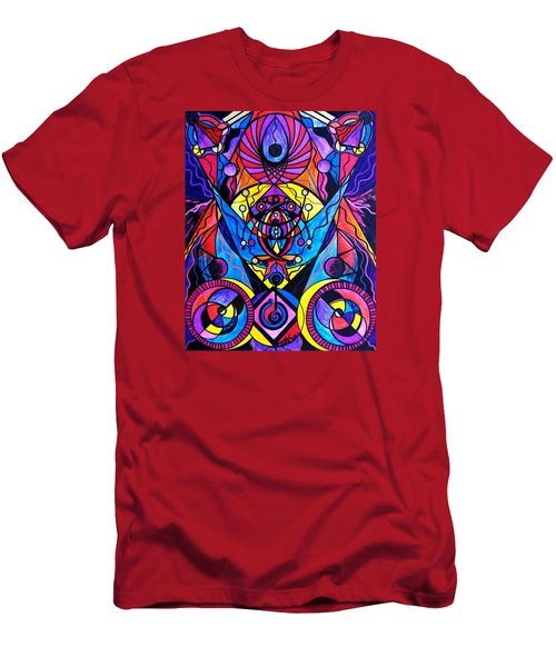 The Time Wielder Men's T-Shirt (Athletic Fit)