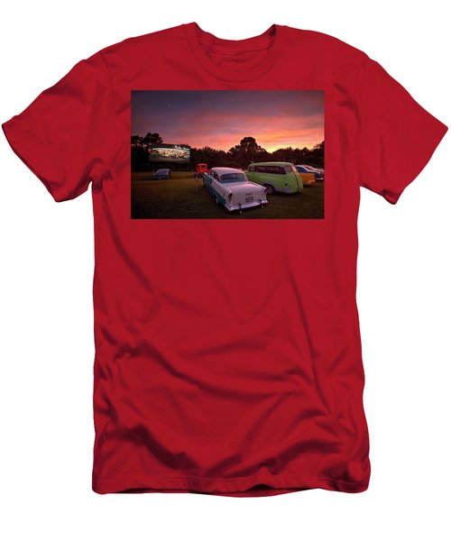Those Summer Nights Men's T-Shirt (Athletic Fit)