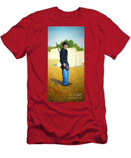 Too Young Men's T-Shirt (Athletic Fit)