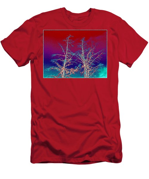 Treetops 4 Men's T-Shirt (Athletic Fit)