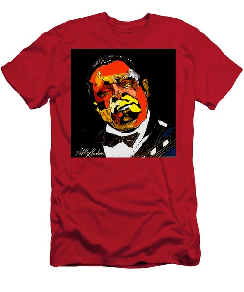 tribute to BB King reworked Men's T-Shirt (Athletic Fit)